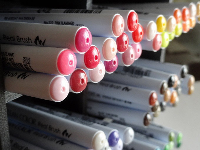 愛用のペン