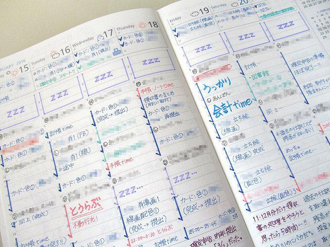 【2018年向け】ひとり手帳会議(迷い中)