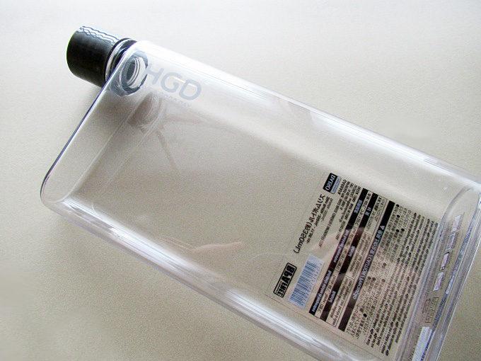 ダイソー:スリムボトル